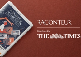 HAHN Digital feature in Raconteur