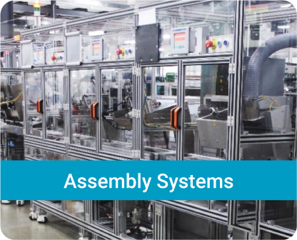 Solution examples of the HAHN Group Divisions_Assembly Systems