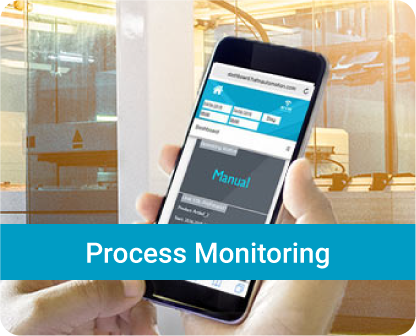 Solution examples of the HAHN Group Divisions_Process Monitoring